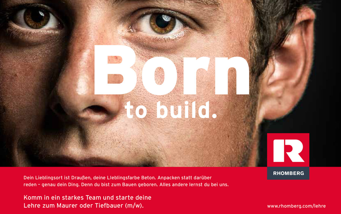 Born to build_2
