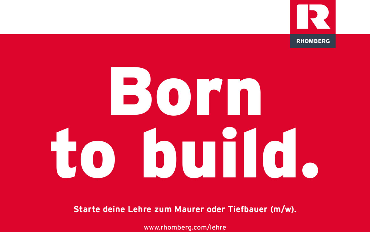 Born to build_1